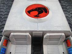 Thundercats Thundertank Statue