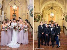 Berkeley City Club Wedding: Julie