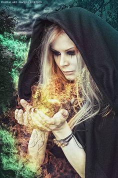 ☆ Mistress of Fire  :¦: By Artist Raquel Kortizo ☆