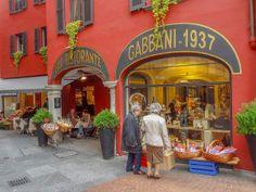 Shops in Lugano