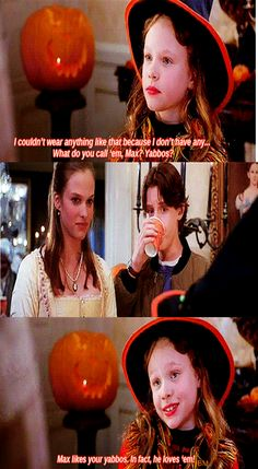 Hocus Pocus, this movie was my child hood and I'm still in love with it ,every October I watch it about 5 times.
