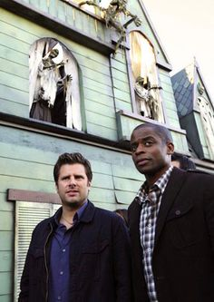 """Psych Season 5 Episode 11 """"Gus, don't be a jury summons I"""