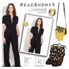 """PHILIPPE PERISSE/Roadshow #5"" by kreateurs ❤ liked on Polyvore featuring Arche, kreateurs and roadshow5"