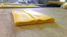 "Long-shaped noodles (spaghetti, linguine, fettucine…) - ""How to Make Fresh Pasta (Step-by-Step Pictures)"" by @Caroline Cloutier"