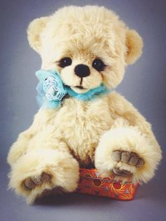 New bear for 'One More Bear' GB