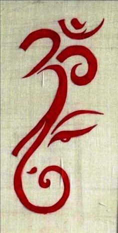Resultado de imagen para om con ganesha como tatuaje