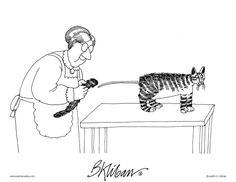 17 Hilarious Comics That Nail The Real Essence Of Cats - World's largest collection of cat memes and other animals Kliban Cat, Simons Cat, Cat Comics, Cartoon Drawings, Cat Memes, Cat Art, Cats And Kittens, Funny Cats, Cat Lovers