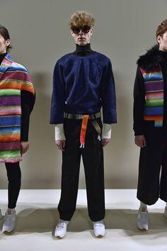 Ricardo Seco Fall/Winter 2016/17 - New York Fashion Week Men's