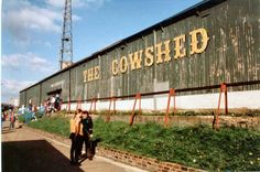 The Cowshed Huddersfield Town Fc, Huddersfield Yorkshire, Leeds Road, Tranmere Rovers, Sir Alex Ferguson, Leeds United, Journey, The Unit, Football