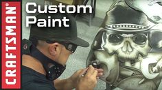 Craftsman World of Outlaws Truck - Custom Paint with Ryno Templeton