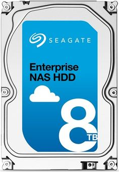 Seagate 8TB Hard Drive Lineup Launched, Includes Enterprise Capacity 3.5, Enterprise NAS and Kinetic HDD