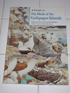 1995 A Guide to the Birds of the Galápagos by EclecticBookstore
