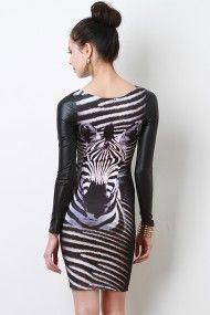 All Striped Up Dress
