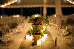 This also one of my favorites as far as simplicity of table setting. Simple but elegant too.