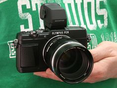 Just Posted: Detailed hands-on Olympus PEN E-P5 preview: Digital Photography Review