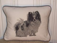 shabby chic feed sack french country vintage  by kreativbyerika, $30.00
