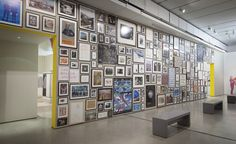 'Hello My Name is Paul Smith' gallery wall exhibition in London