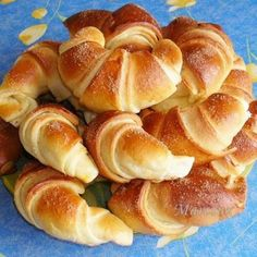 Sweet Pastries, Bread And Pastries, Fun Easy Recipes, Other Recipes, Savory Pastry, Hungarian Recipes, Food Humor, Dessert Recipes, Desserts