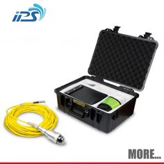 changeable Chimney Inspection porescope Camera with pan and tilt camera head