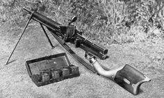 The Japanese Type 11 Light Machine Gun,
