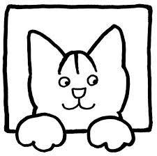 43 Beste Afbeeldingen Van Thema Dikkie Dik Cats Coloring Books En