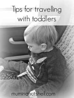 How to plan for a stress free journey with these tips for travelling with toddlers