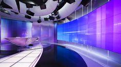 CCTV - BEiJING - News Sets Set Design - 2