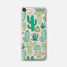 iPod Touch 6 Case Cactus