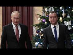 Putin Holds Final Meeting 2017 With Medvedev