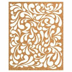 """Corkboard with a swirling giclee print overlay.    Product: CorkboardConstruction Material: Cork and polystyreneColor: Natural frameFeatures: Beautiful giclee printDimensions: 22"""" H x 18"""" W  $28"""