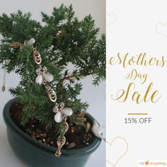 15% OFF All Jewellery.   Check out our discounted products now: http://jenc-designs.myshopify.com?utm_source=Pinterest&utm_medium=Orangetwig_Marketing&utm_campaign=Mothers%20Day%20Jewellery%20Sale  #musthave #loveit #instacool #shop #shopping #onlineshopping #instashop #love #sale #instasale #birdsbeesbutterflies #JenC