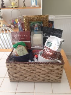 Diy Grief Gift Basket Tutorial What To Give A Friend When