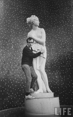 Woody Allen in Las Vegas, 1966