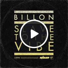 Billon - Slave To The Vibe.. Decent revamp.. Discovered 13,475 times using Shazam, the music discovery app.