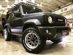 Jimny 4x4, Jimny Suzuki, Honda Element, Black Edition, Offroad, Cars Motorcycles, Samurai, Automobile, Vehicles