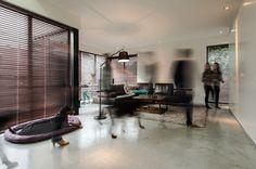 Een woning waar een gezin naar alle tevredenheid kan leven en dromen, foto Ian Segal, 1014MASS stam.be