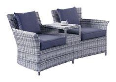 GLENDALE Radford Duo Bench Set