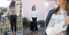 The High Street Blouse All Over Instagram | sheerluxe.com