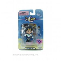 Sailor Moon Sailor Mercury Keychain Official Chibi Figure Key Chain Irwin NEW Sailor Moon Toys, Price Sticker, Sailor Mercury, Key Chain, Chibi, Cute, Kawaii