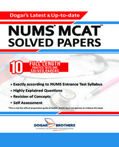 Pin by Dogar Brothers on MCAT Challenges, Time
