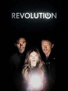 #Revolution - Miles, Charlie & Monroe