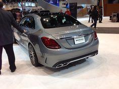 Mercedes C63 AMG-S