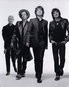 THE ROLLING STONES — Get your kicks on the King's Road in 2016 - come...