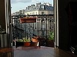 Apartment rental in Paris, Ile de France. Book direct with private owners. FR3751