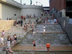 Water Stairs, Chattanooga, Tennessee