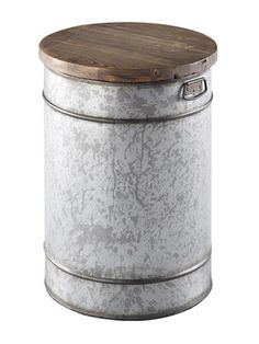 Rebel Chairside Table by Woodlands at Gilt