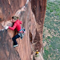 Kate Rutherford Emily Harrington, The Hard Way, Photos Of Women, Extreme Sports, Climbers, Get Outside, Rock Climbing, The World's Greatest, Athlete