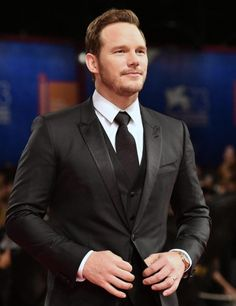 Chris Pratt at Venice Film Festival 2016