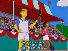 game season 12 tennis episode 12 pair 12x12 via diggita.it #tennis