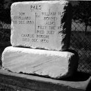 William Bonney and Pals    Ft. Sumner, NM